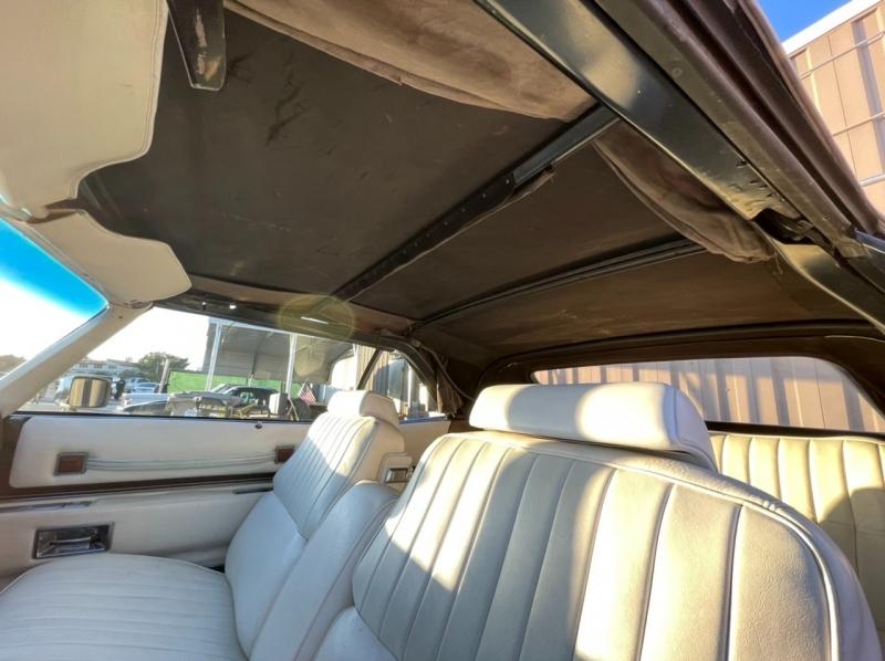 Cadillac Eldorado 1973 price $15,999 Cash