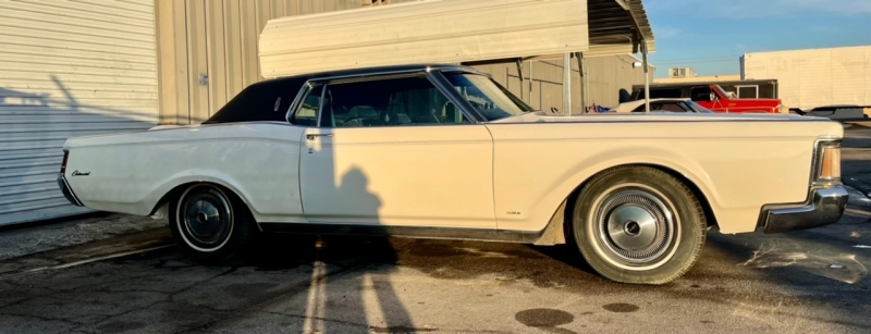 Lincoln Mark 1973 price $12,999 Cash