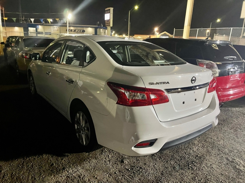 Nissan Sentra 2017 price $8,695 Cash