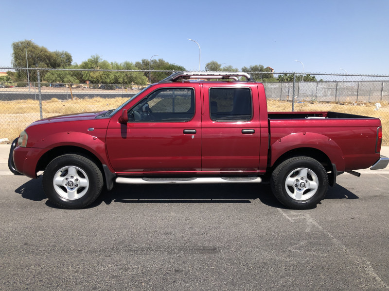 Nissan Frontier 2WD 2002 price $6,495