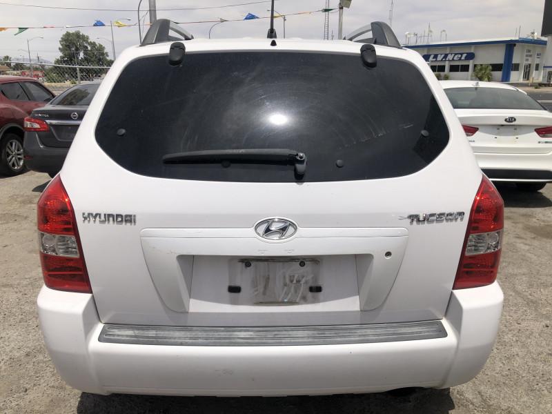 Hyundai Tucson 2005 price $4,495