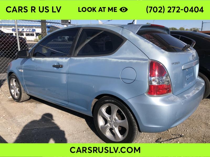 Hyundai Accent 2009 price $3,995