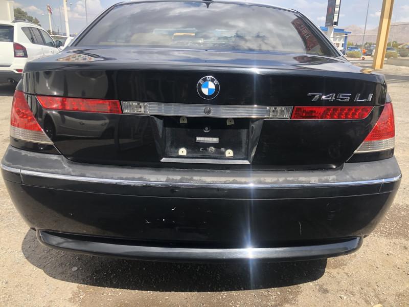 BMW 7 Series 2002 price $4,995