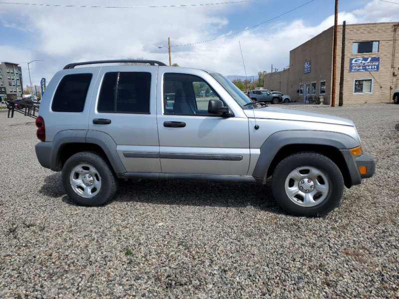 Jeep Liberty 2005 price $4,294