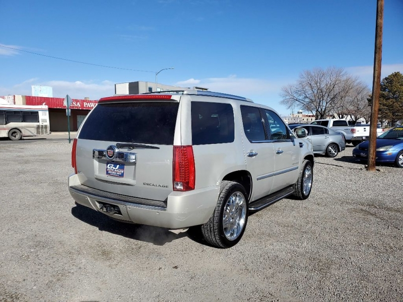 CADILLAC ESCALADE 2009 price $10,294