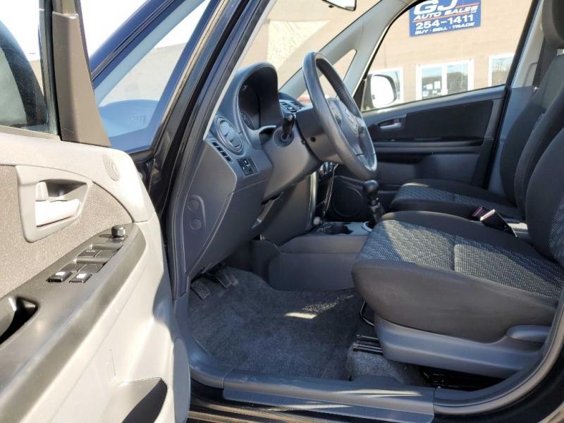 SUZUKI SX4 2008 price $5,294