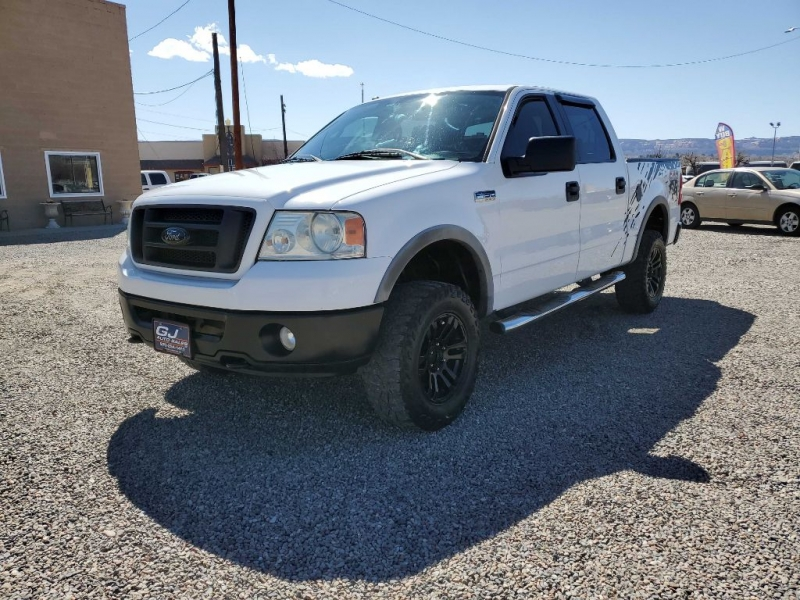 FORD F150 2006 price $9,294