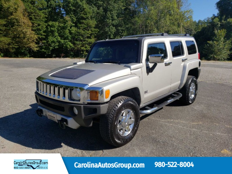 HUMMER H3 2008 price $7,998