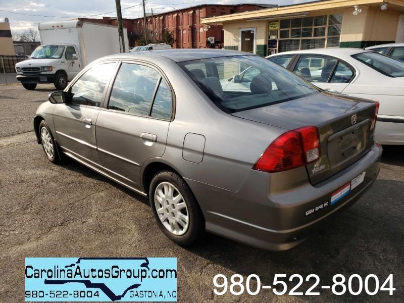 HONDA CIVIC 2004 price $4,998