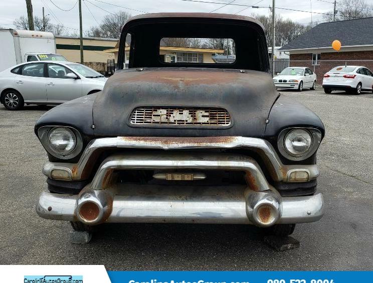 GMC APACHE 1956 price $4,200