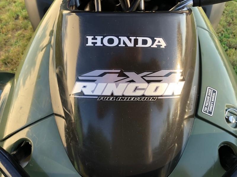 HONDA RINCON 660 2016 price $5,995
