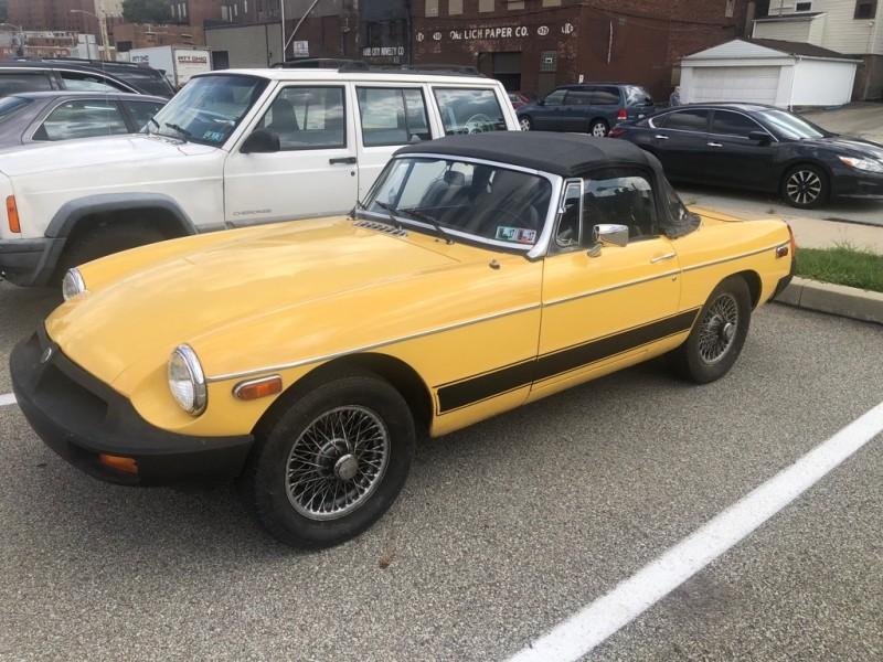 MG MGB 1979 price $5,995