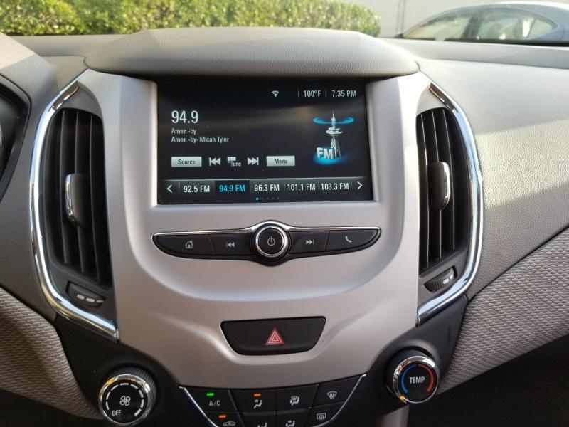 Chevrolet Cruze 2018 price $11,499