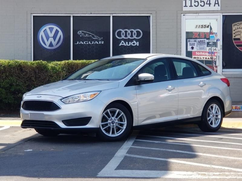 Ford Focus 2016 price $6,999