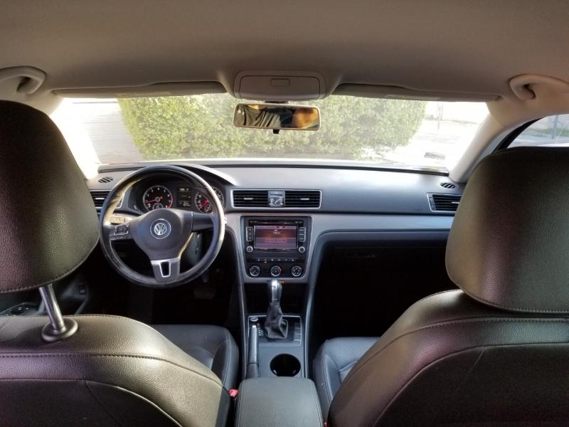 Volkswagen Passat 2015 price $8,499