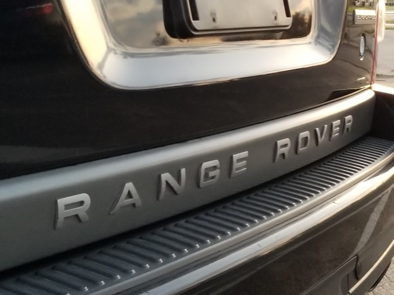 Land Rover Range Rover Sport 2007 price $7,999
