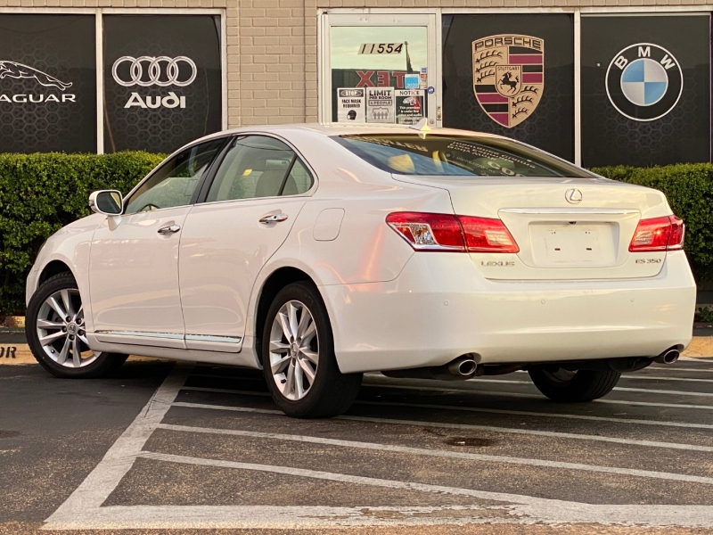 Lexus ES 350 2010 price $7,999