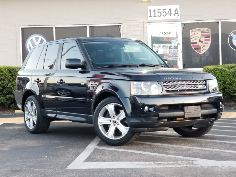 Land Rover Range Rover Sport 2012 price $14,499