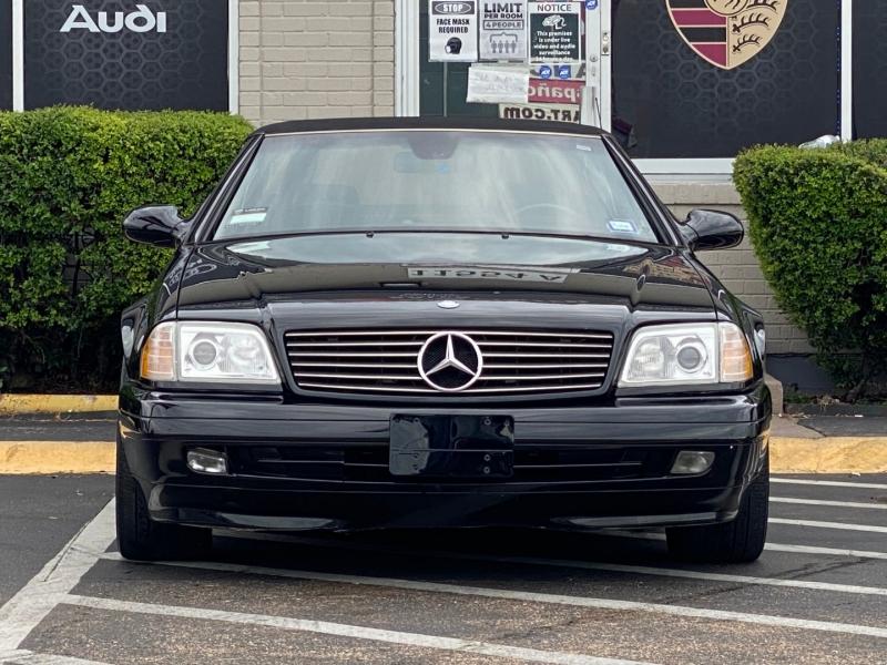 Mercedes-Benz SL-Class 2000 price $6,799