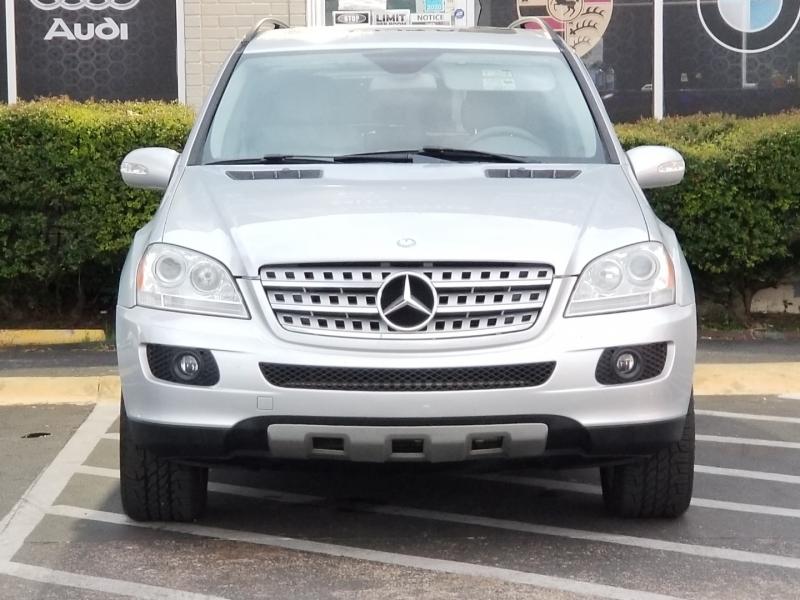 Mercedes-Benz M-Class 2008 price $7,999