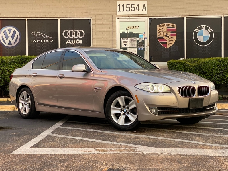 BMW 5-Series 2012 price $9,499