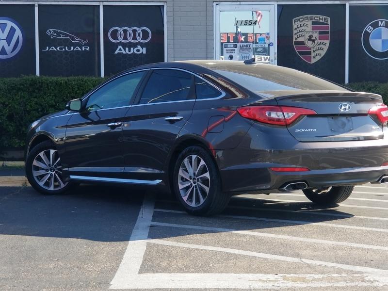 Hyundai Sonata 2015 price $7,499