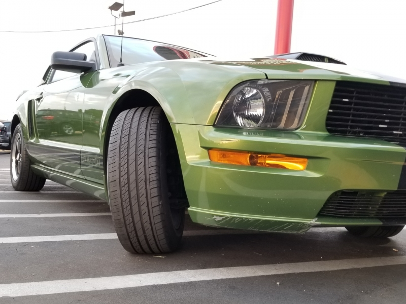 Ford Mustang 2005 price $7,499