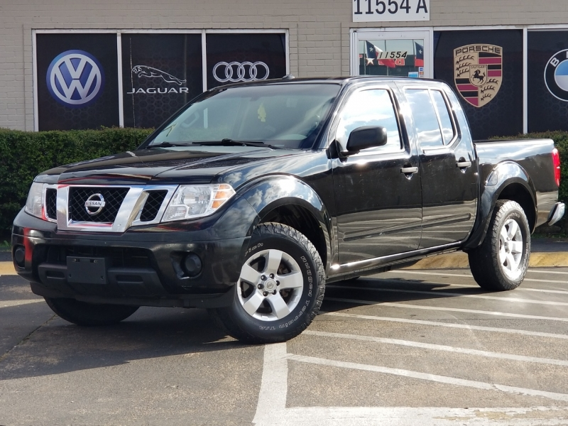 Nissan Frontier 2013 price $9,499
