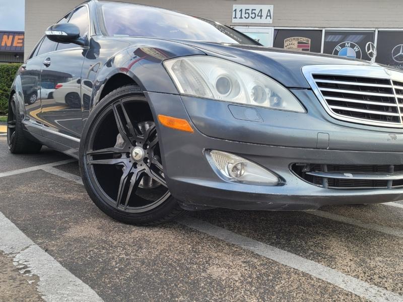 Mercedes-Benz S-Class 2007 price $9,499