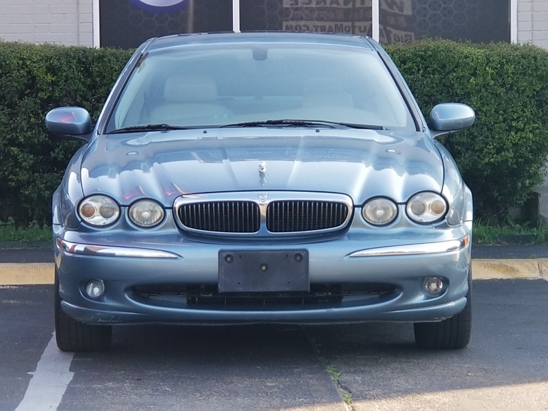 Jaguar X-TYPE 2002 price $3,999
