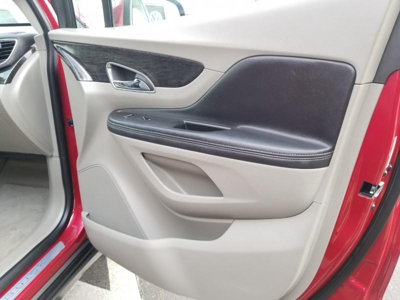 Buick Encore 2015 price $7,499