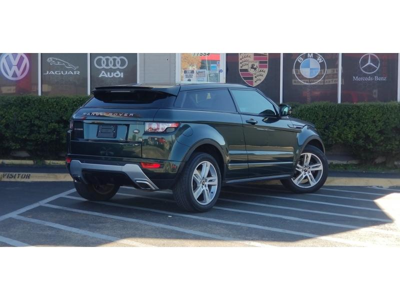 Land Rover Range Rover Evoque 2012 price $14,999