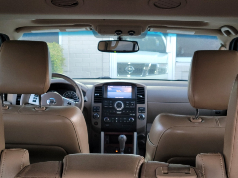 Nissan Pathfinder 2012 price $8,499