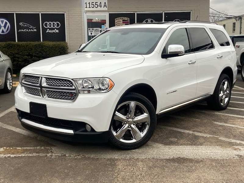 Dodge Durango 2013 price $12,999