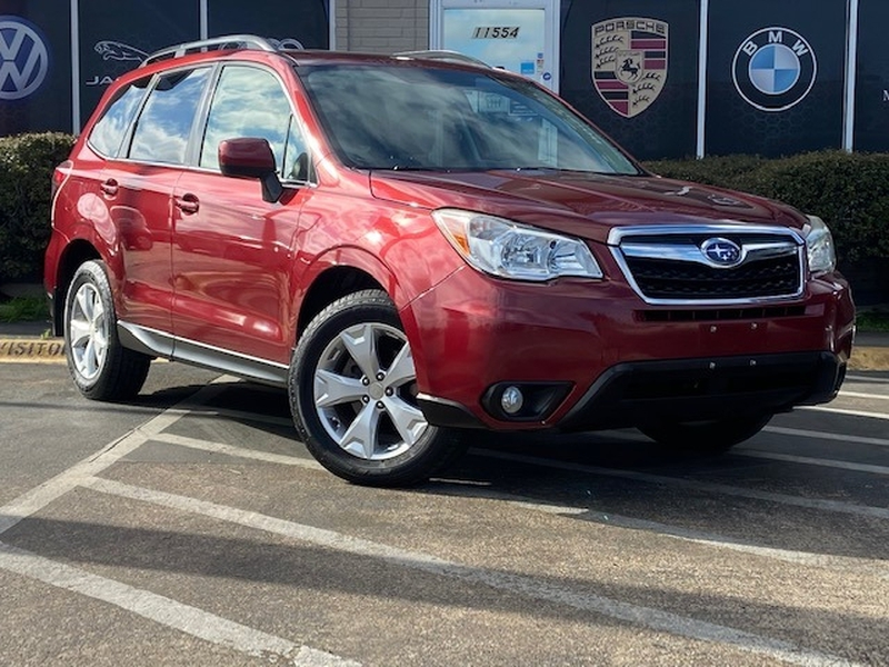Subaru Forester 2015 price $9,999