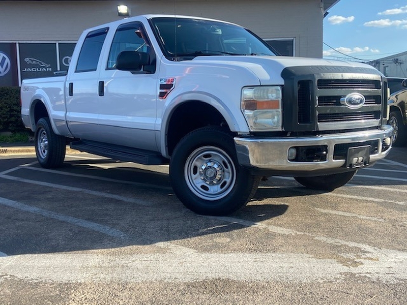 Ford Super Duty F-350 SRW 2008 price $12,999