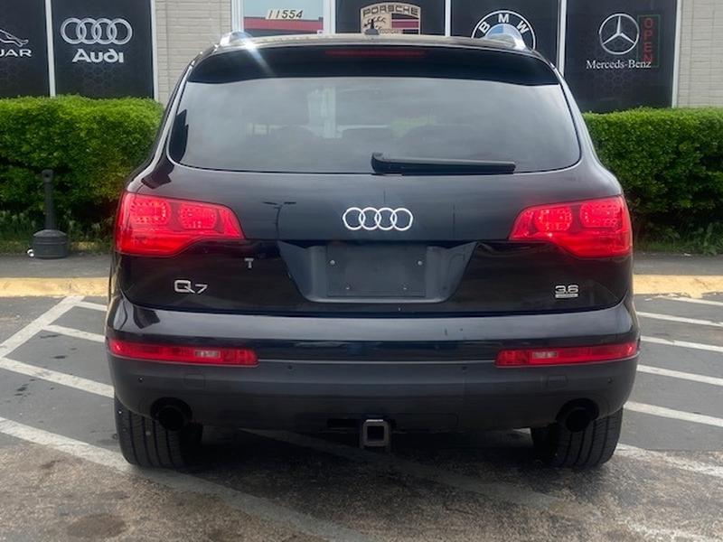 Audi Q7 2009 price $8,999