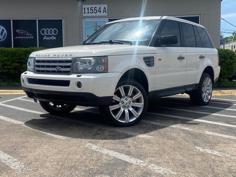 Land Rover Range Rover Sport 2008 price $10,499
