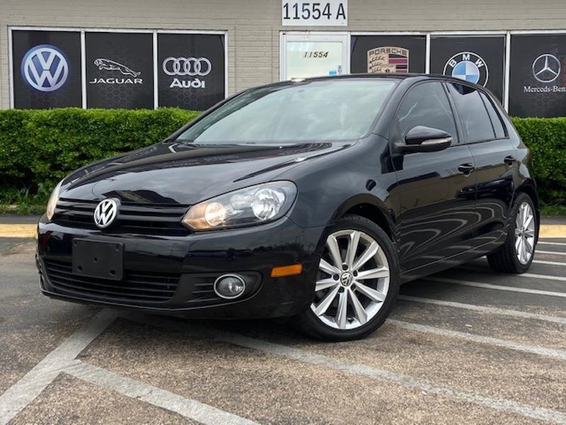 Volkswagen Golf 2012 price $9,999