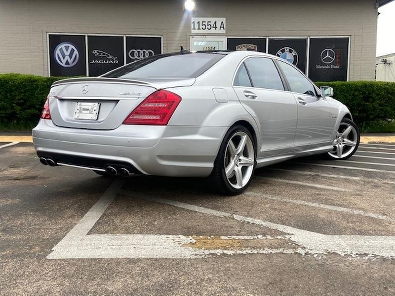 Mercedes-Benz S-Class 2008 price $24,999