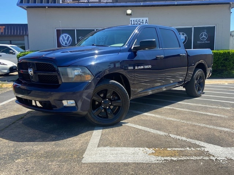 RAM 1500 2012 price $15,799