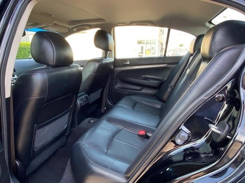 Infiniti G37 Sedan 2013 price $14,999