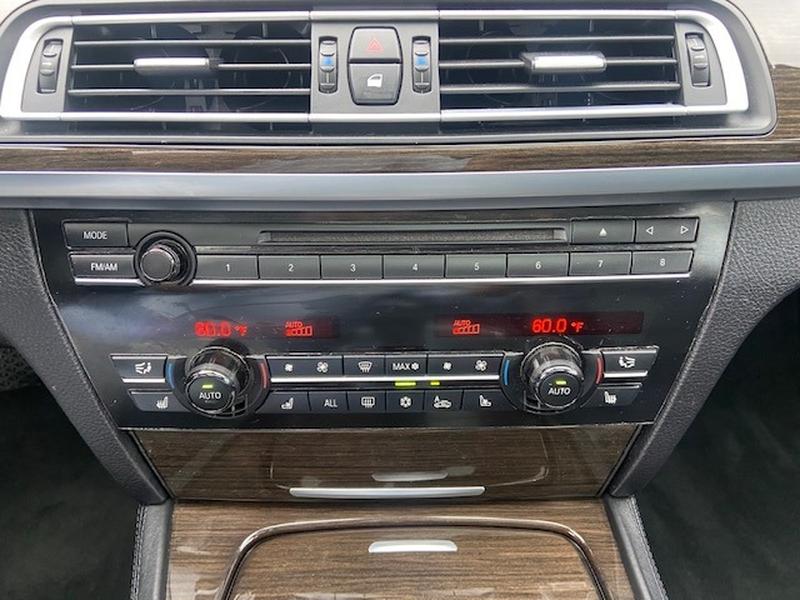 BMW 7-Series 2012 price $16,999