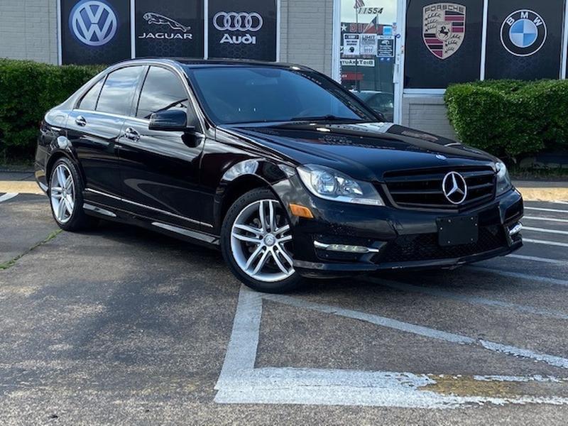 Mercedes-Benz C-Class 2014 price $11,499