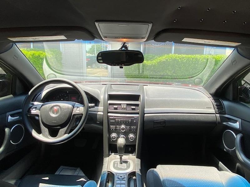 Pontiac G8 2009 price $7,999