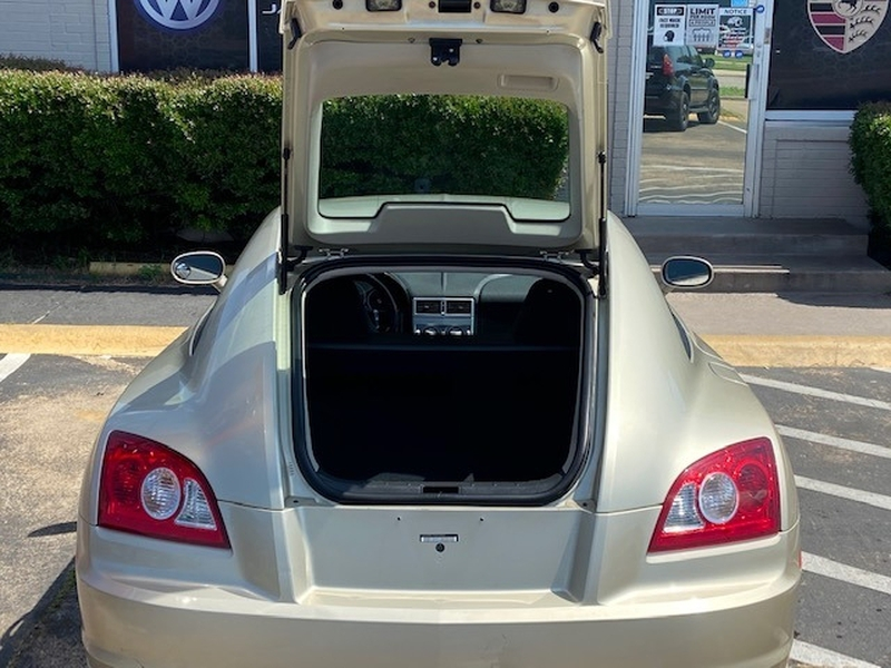 Chrysler Crossfire 2007 price $6,999