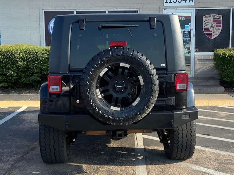 Jeep Wrangler 2008 price $15,499