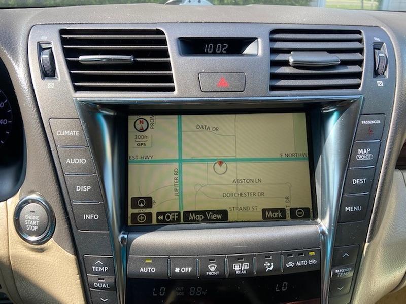 Lexus LS 460 2007 price $11,999