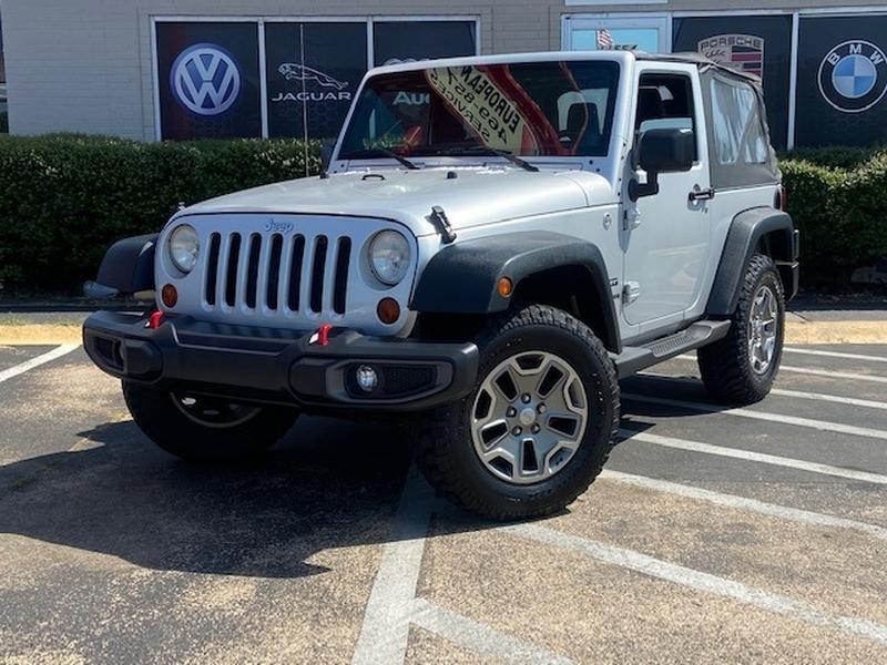 Jeep Wrangler 2011 price $17,499
