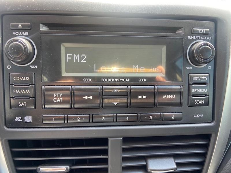 Subaru Impreza Sedan WRX 2011 price $10,999